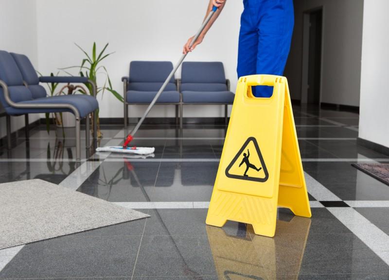 Effektive rengøringsmidler til virksomheder og institutioner