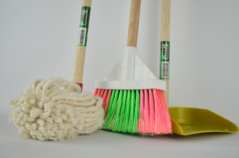 Privat rengøring - når du vil have tid til det, der er vigtigt