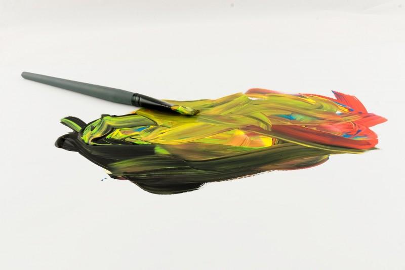 Køb akrylmaling på nettet og få hurtigt masser af maling til at male med