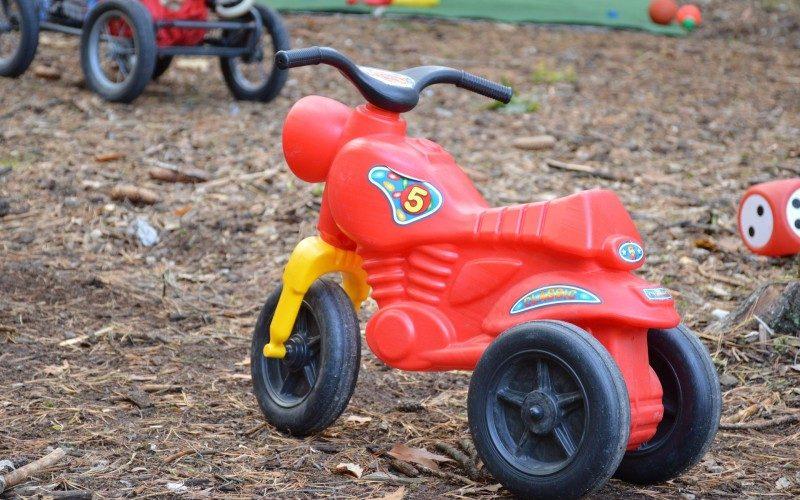 Legetøj der styrker barnets udvikling