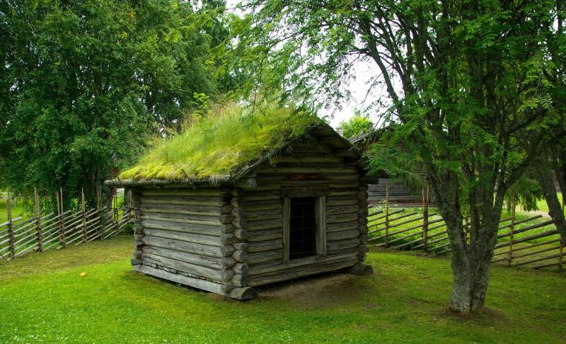 Græstage er både hyggelige, flotte og miljøvenlige